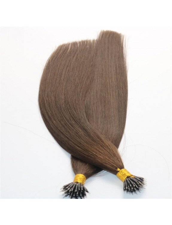 Nano-Tip Hair Extension Double Drawn