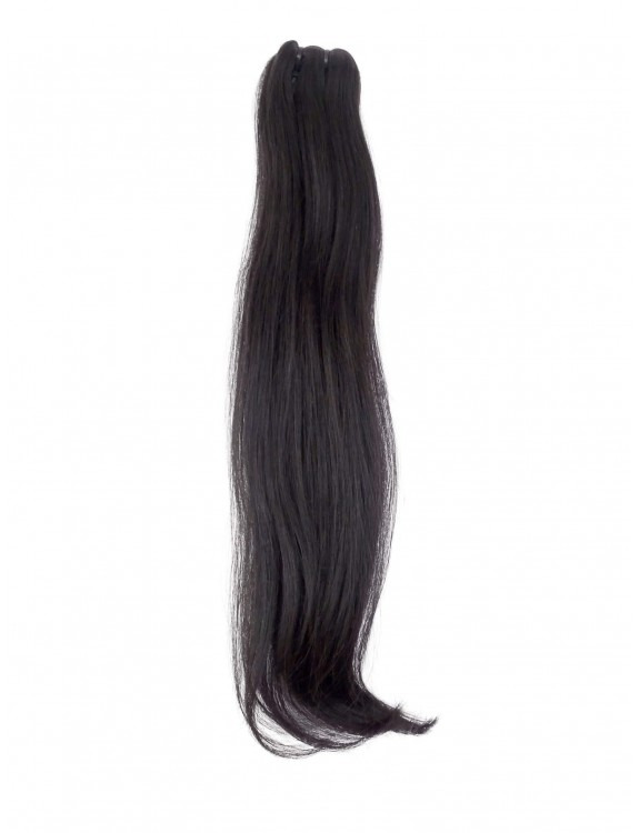 "Remy Hair Weft #Virgin, 22"", Single Drawn, Straight, In-stock"