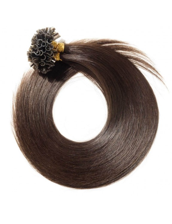 U-Tip Hair Extension Double Drawn